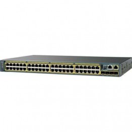 Cisco Catalyst 2960 48 PORT ETHERNET POE SWITCH