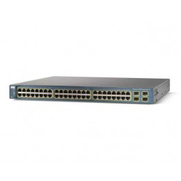Cisco Catalyst 3560 E SERIES 48 PORT NETWORK SWITCH