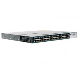 Cisco Catalyst 3560 48 PORT SWITCH