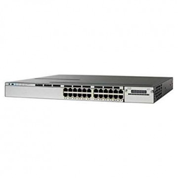 Cisco Catalyst 3750X 24-PORT SWITCH