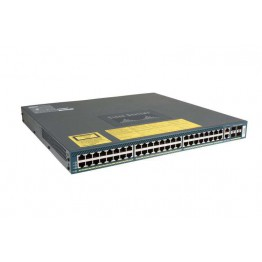 Cisco Catalyst 4948 48 PORT GIGABIT SWITCH