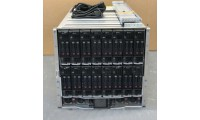 HP BLc7000 G3 16x HP BL460c Gen8 256-Cores 512GB RAM 10GbE Blade Server Solution