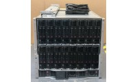 HP BLc7000 G3 16x HP BL460c Gen9 384-Cores 1TB RAM 10GbE Blade Server Solution