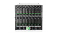 HP C7000/8x HP BL460c Gen8/2x E5-2670/16 GB RAM/2x 128 GB SSD HDD Blade Solution