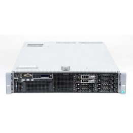 DELL PowerEdge R710 Server 2x Xeon L5640 Six Core 2.26 GHz, 16 GB DDR3 RAM, 2x 300 GB SAS 10K