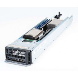 DELL PowerEdge M420 Blade Server 2x Xeon E5-2430v2 Six Core 2.5 GHz, 16 GB RAM, 2x 200 GB SATA SSD