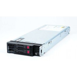 HP ProLiant BL460c Gen9 Server Blade 2x Xeon E5-2678v3 12-Core 2.50 GHz, 16 GB DDR4 RAM, 2x 300 GB SAS 10K