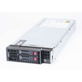 HP ProLiant BL460c Gen8 Server Blade 2x Xeon E5-2680 8-Core 2.70 GHz, 16 GB DDR3 RAM, 2x 300 GB SAS 10K