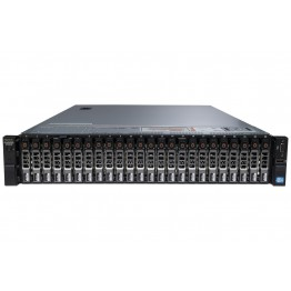 DELL PowerEdge R720xd Server 2x Xeon E5-2660v2 10-Core 2.2 GHz, 16 GB RAM, 2x 146 GB SAS 2.5""