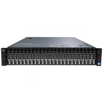 DELL PowerEdge R720xd Server 2x Xeon E5-2660v2 10-Core 2.2 GHz, 16 GB RAM, 2x 146 GB SAS 2.5