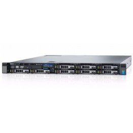 DELL PowerEdge R630 Server 2x Xeon E5-2630v3 8-Core 2.40 GHz, 16 GB DDR4 RAM, 2x 300 GB SAS 10K