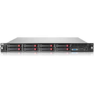 HP ProLiant DL360 Gen7 SERVER 2x X5650 Xeon 6-Core/48GB RAM/8x HDD Bays/2x 300GB SAS HDD