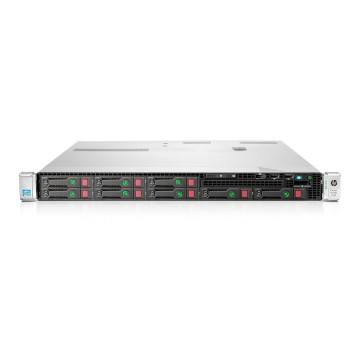 HP Proliant DL360p G8/2x8C 2.4GHZ E5-2665/96GB RAM/6x300GB HDD