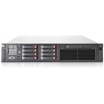 HP ProLiant DL380 G6 Server 2x Xeon X5672 Quad Core 3.2 GHz, 16 GB RAM, 2x 146 GB SAS