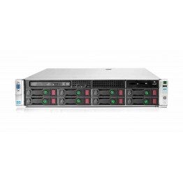 HP PROLIANT DL380e G8/2x E3-1220V2/32GB RAM/2x1TB HDD