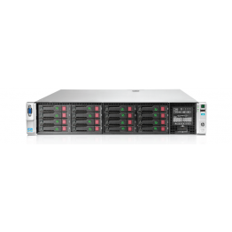HP Proliant DL380p G8/2x8C 2.9GHZ E5-2690/64GB RAM/2x600GB HDD
