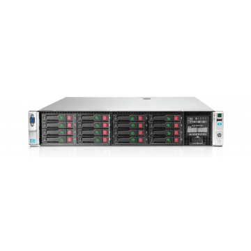 "HP ProLiant DL380p G8 SERVER 2xE5-2650 8-Core/16GB RAM/16x 2.5"" SAS/SATA BACKPLANE/Dual PSU"