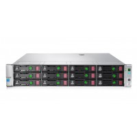 HP ProLiant DL380 Gen9/2x Xeon E5-2650v3 10-Core/12x LFF/96 GB RAM/3x 2TB HDD SAS 7.2K