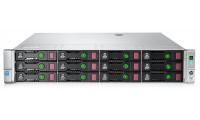 HP ProLiant DL380 G9 SERVER/2x E5-2620V3/128GB DDR4/12x LFF/4x 4TB HDD/Dual PSU