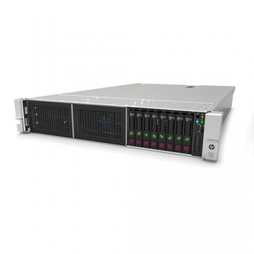 HP ProLiant DL380 G9 SERVER 2xE5-2609 Xeon/48GB DDR3 RAM/8x1.2TB HDD/Dual PSU