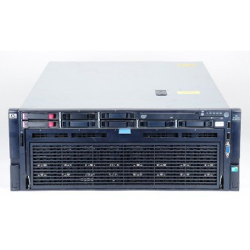 HP ProLiant DL580 G7 Server 4x Xeon X7560 8-Core 2.26 GHz, 64 GB RAM, 292 GB SAS