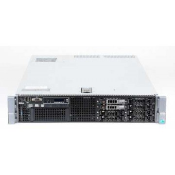 DELL PowerEdge R710 Server 2x Xeon X5675 Six Core 3.06 GHz, 16 GB RAM, 2x 146 GB SAS 2.5, H700