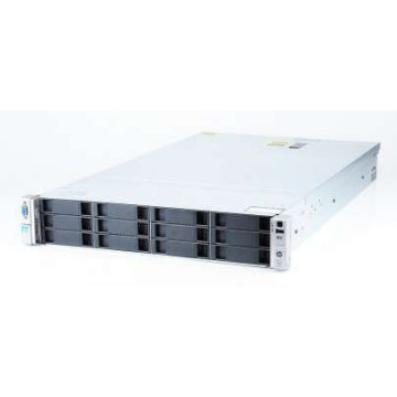 HP ProLiant DL380e Gen8 Server 2x Xeon E5-2450L 8-Core 1.8 GHz, 16 GB RAM, 2x 300 GB SAS 3.5