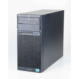 HP ProLiant ML110 G7 Server Xeon E3-1220 Quad Core 3.1 GHz, 16 GB RAM, 2x 1000 GB SATA - Tower