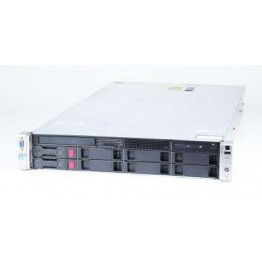 HP ProLiant DL380p Gen8 Server 2x Xeon E5-2670 8-Core 2.6 GHz, 16 GB RAM, 2x 1000 GB SAS 3.5""