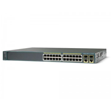 Cisco Catalyst 2960-24-Si-POE-24