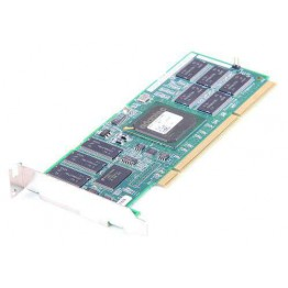 Adaptec ASR-2010S 48 MB Raid Controller PCI-X - low profile