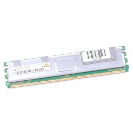 Qimonda 2 GB RAM Module PC2-5300F FB-DIMM ECC 2Rx4 667