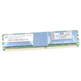 HP 4GB 2Rx4 PC2-5300F DDR3 Server-RAM Modul Fully-Buffered DIMM ECC - 398708-061 / 466436-061