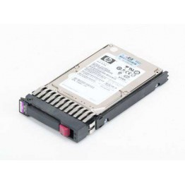 "HP 146 GB 3G Dual Port 10K SAS 2.5"" Hot Swap Hard Drive - 418399-001"
