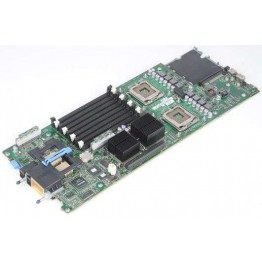Dell Power Edge M600 System Board für Quad Core CPUs 0MY736 / MY736