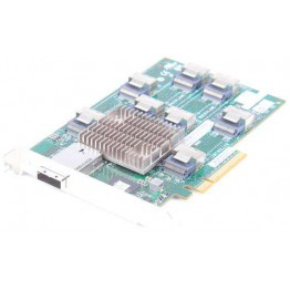 HP 24-Bay 6G SAS Expander Server Card - 8x SFF-8087, 1x SFF-8088, PCI-E - 487738-001 / 468406-B21