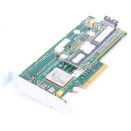 HP Smart Array P400 512 MB SAS PCI-E RAID Controller 504022-001 - low profile