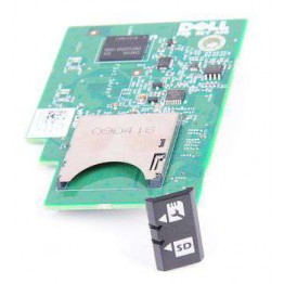 Dell Flash Card Slot Board für M610 / M710 Blade P024H / 0P024H
