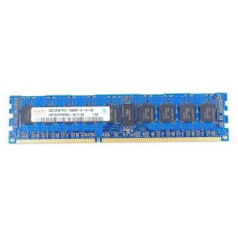 hynix 4GB 2Rx8 PC3-10600R DDR3 Registered Server-RAM Modul REG ECC - HMT351R7BFR8C-H9