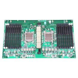 Dell PowerEdge R905 CPU / Memory Board 02W1VW / 2W1VW
