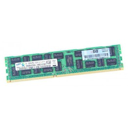 HP 8GB 2Rx4 PC3L-10600R DDR3 Registered Server-RAM Modul REG ECC - 605313-071