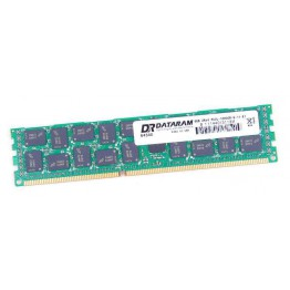 DATARAM 8GB 2Rx4 PC3L-10600R DDR3 Registered Server-RAM Modul REG ECC