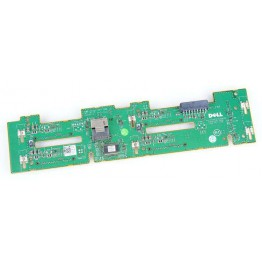 "DELL PowerEdge R710 4x 3.5"" SAS/SATA Backplane - 0C389D / C389D"