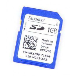 DELL iDRAC vFlash 1GB SD Card / Karte - 0RX790 / RX790