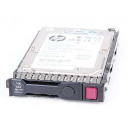 "HP 146 GB 6G 15K SAS 2.5"" Hot Swap Festplatte / Hard Disk with Smart Carrier - 653950-001"