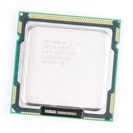 Intel Core i3-540 Dual Core CPU 2x 3.06 GHz, 4 MB SmartCache, Socket 1156 - SLBTD