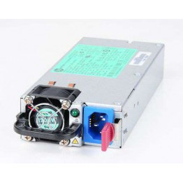 HP 1200 Watt Hot Swap Netzteil / Hot-Plug Power Supply - ProLiant DL360p / DL380p Gen8, DL560 Gen8 / Gen9 - 660185-001