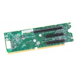 HP Expansion Slot Riser Board / Card, 3x PCI-E - Prolian DL380p G8 / Gen8, DL385p G8 / Gen8 - 662524-001