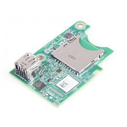 DELL Internal Media Dual SD-Card Reader / Modul - PowerEdge Blade M520, M620 - 0210Y6 / 210Y6