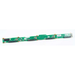 "HP 4x 3.5"" SAS Festplatten / Hard Disk Backplane Board - ProLiant DL360e / DL360p G8 / Gen8 - 667869-001"